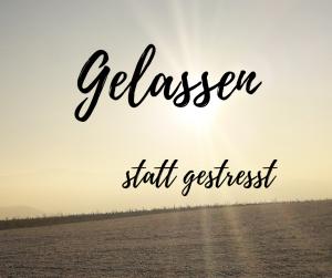 Stress lass nach - Agnes Pfeffer: Körper- und Bewusstseinsarbeit Wien